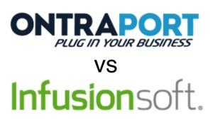 Infusionsoft vs Ontraport Comparison